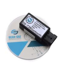 Адаптер ГБО DS-73 Bluetooth